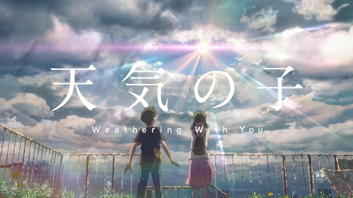 Tenki no ko a.k.a. Weathering with you